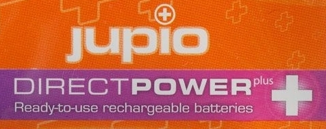 Jupio Direct Power Plus akkumulátor