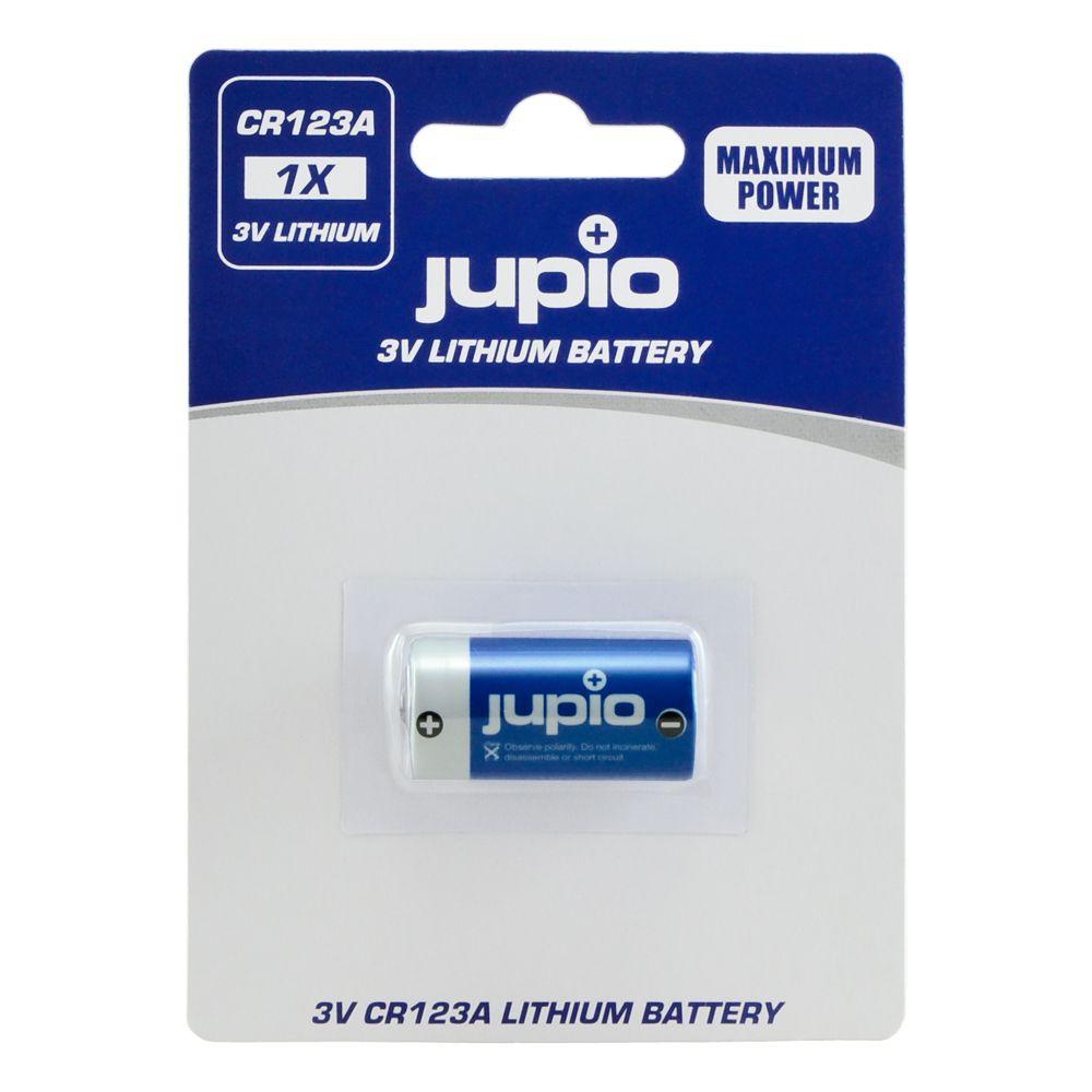 Jupio CR123A Lítium elem 3V