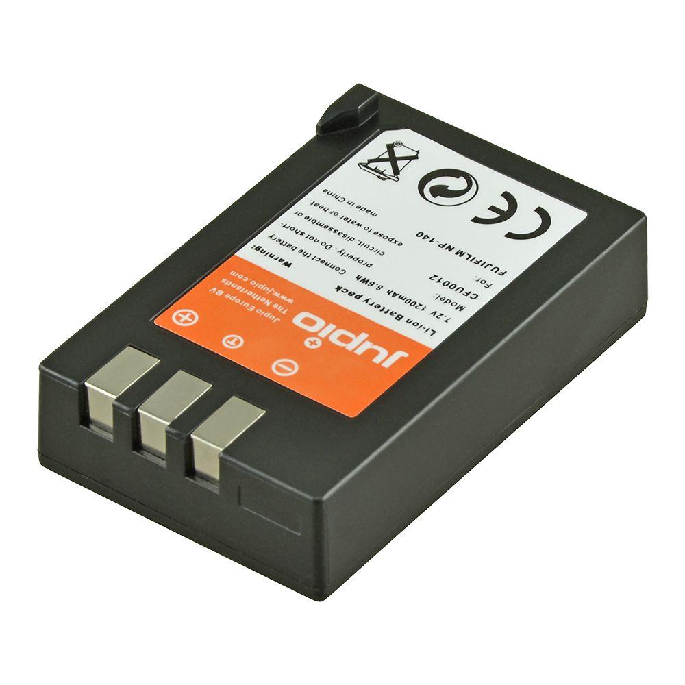 Fujifilm NP-140, fényképezőgép utángyártott-akkumulátor, a Jupiotól