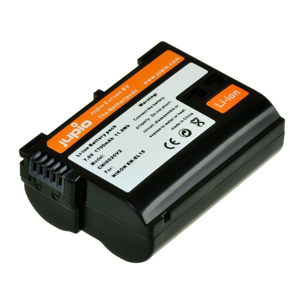 Nikon EN-EL15, fényképezőgép utángyártott-akkumulátor, a Jupiotól