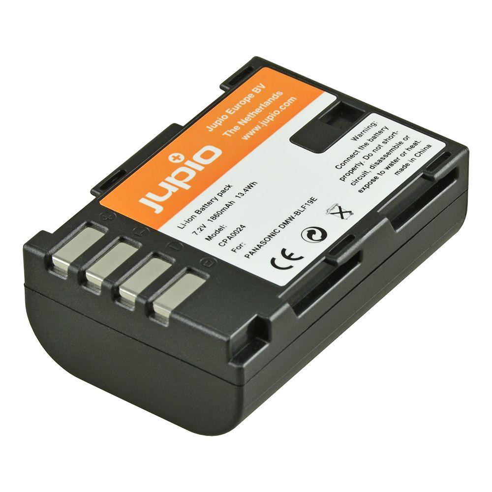 335e0665c761 Panasonic DMW-BLF19E, fényképezőgép utángyártott-akkumulátor, a Jupiotól