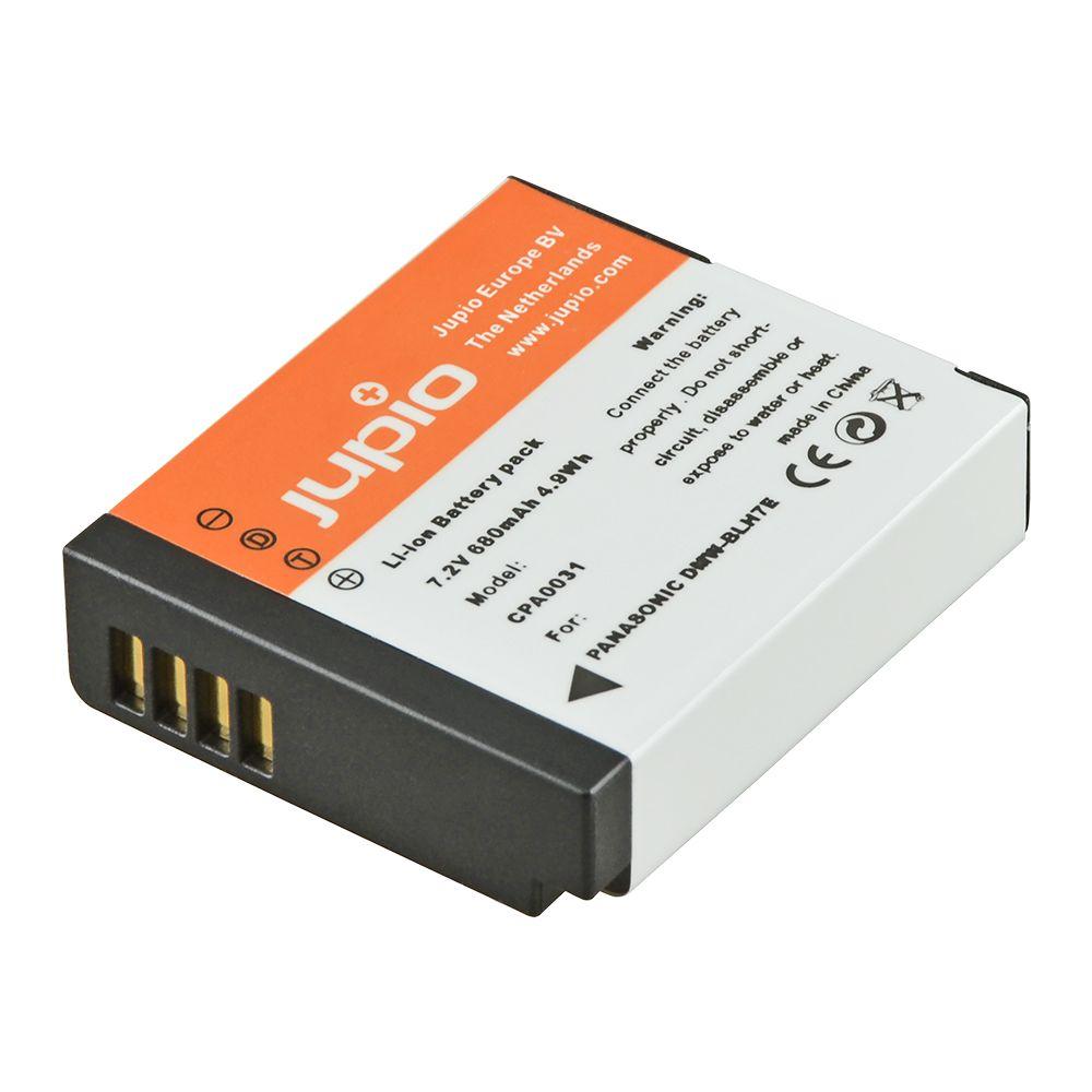 Panasonic DMW-BLH7, fényképezőgép utángyártott-akkumulátor, a Jupiotól