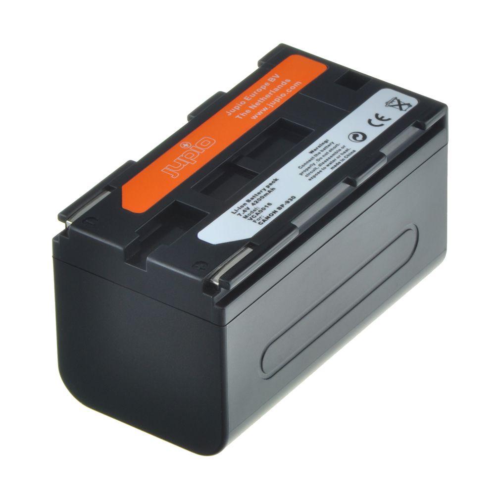 Canon BP-930, Canon BP-924, Canon BP-927, Canon BP-931, videokamera utángyártott-akkumulátor, a Jupiotól