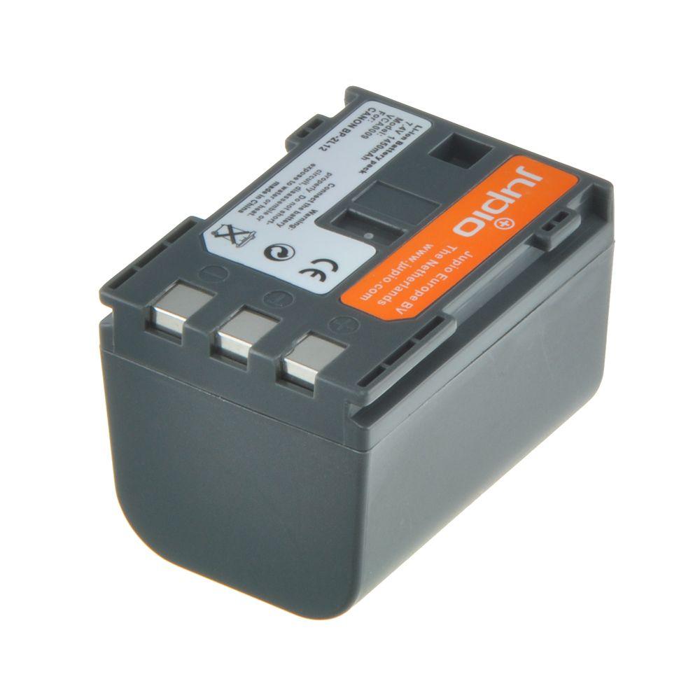 Canon BP-2L12, Canon BP2L14, videokamera utángyártott-akkumulátor, a Jupiotól