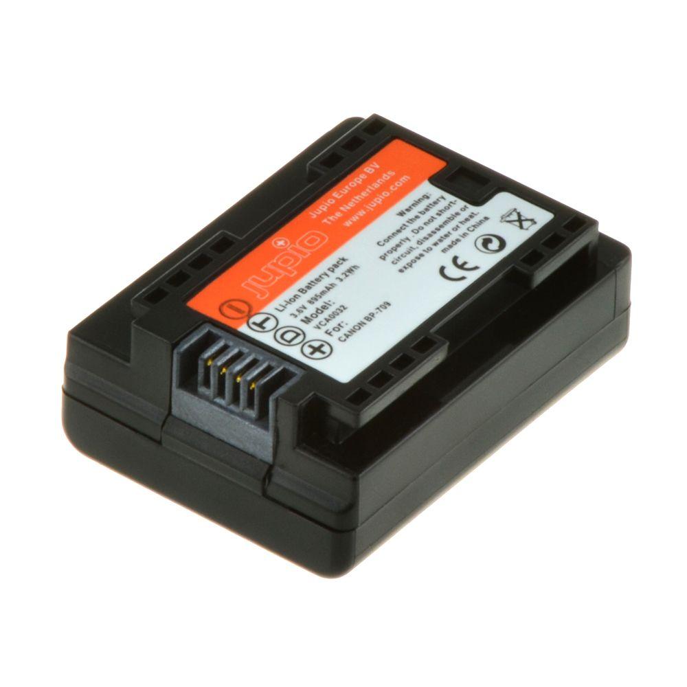 Canon BP-708 , videokamera utángyártott-akkumulátor, a Jupiotól
