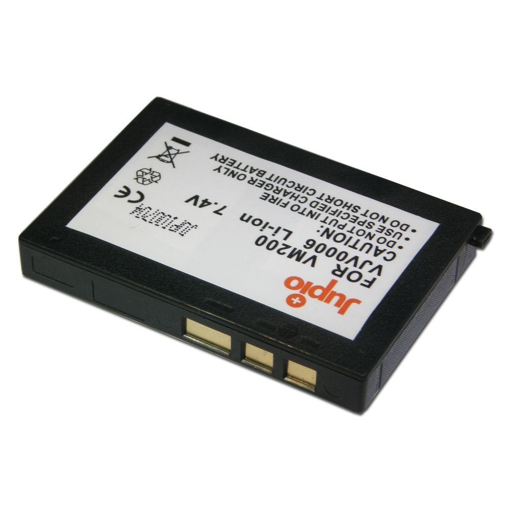 BN-VM200 JVC, videokamera utángyártott-akkumulátor, a Jupiotól