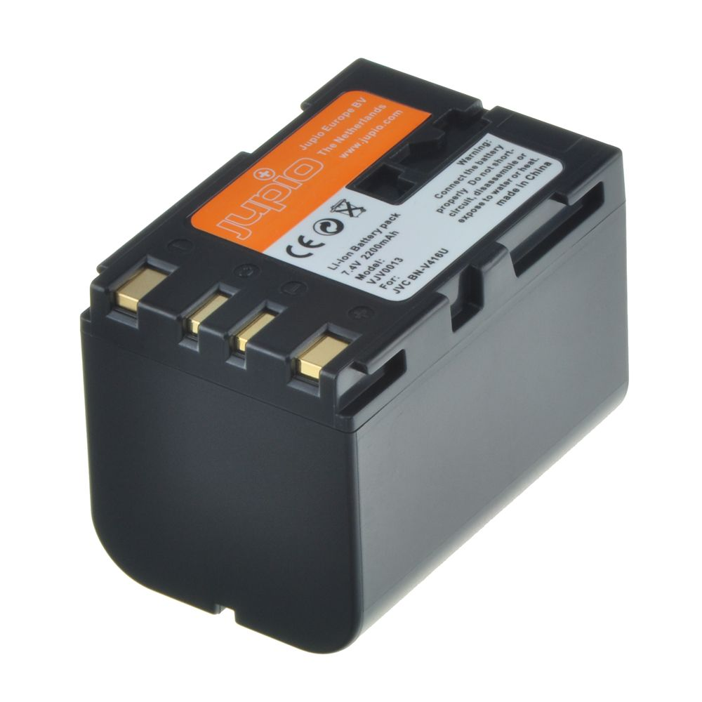 BN-V416 JVC, videokamera utángyártott-akkumulátor, a Jupiotól