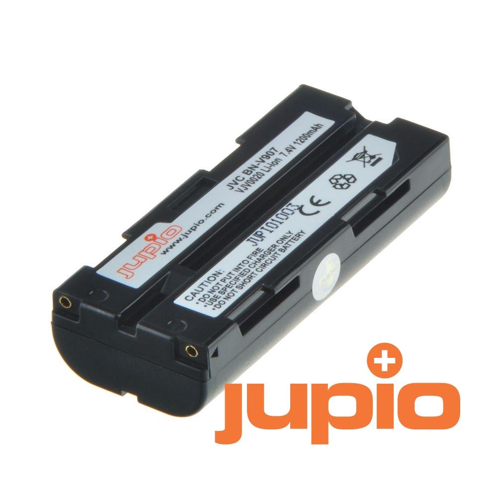 BN-V907 JVC, videokamera utángyártott-akkumulátor, a Jupiotól