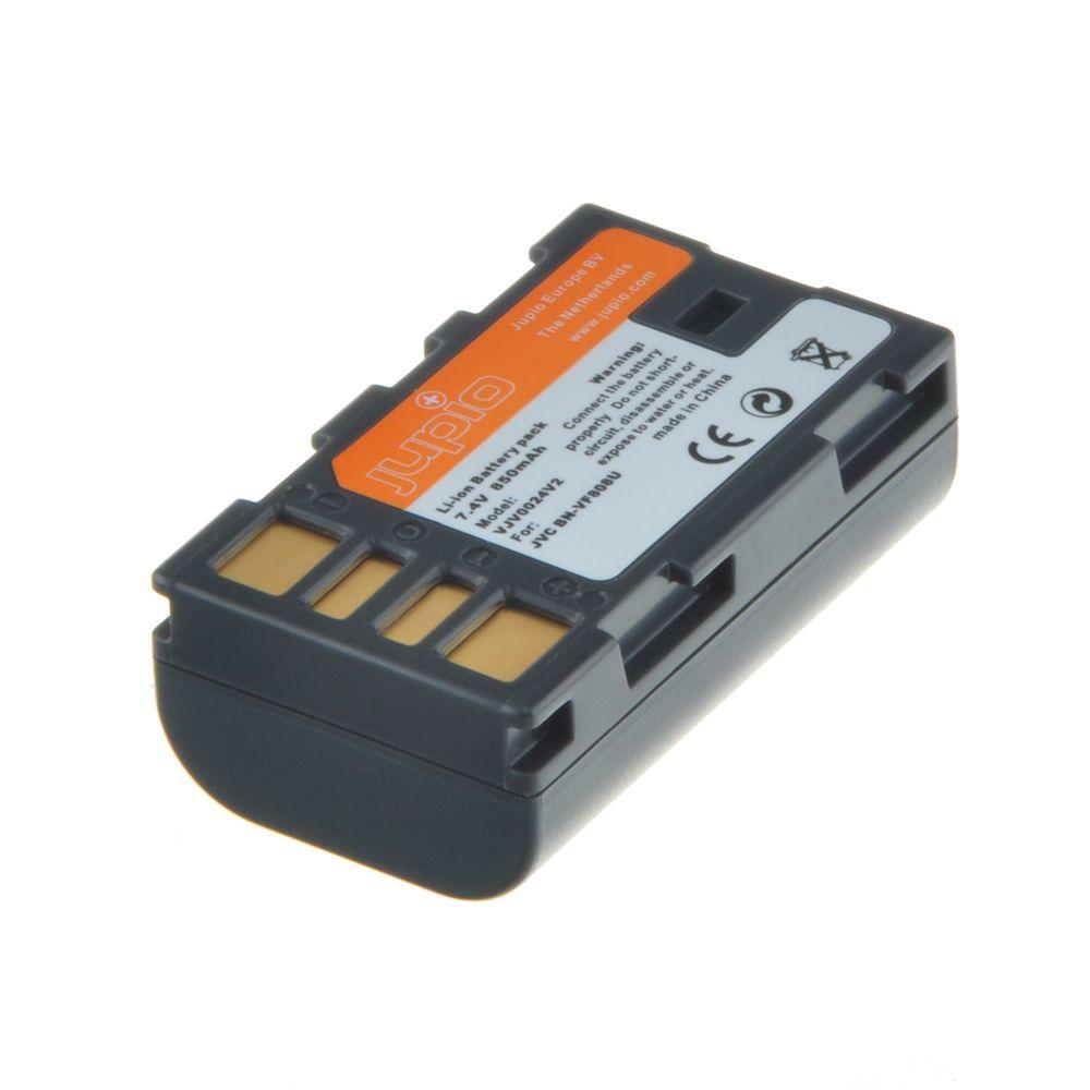BN-VF808U JVC, videokamera utángyártott-akkumulátor, a Jupiotól