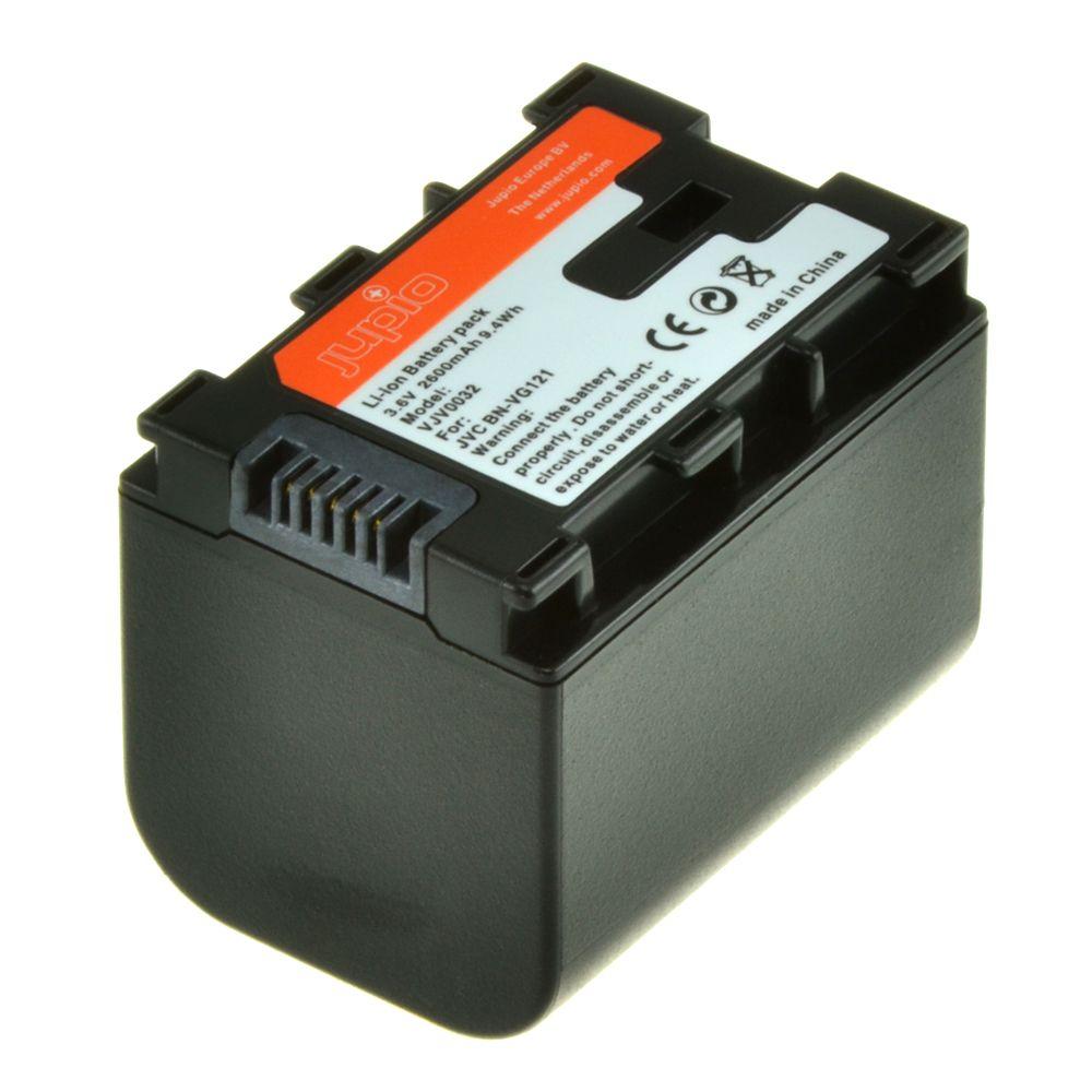 JVC BN-VG121, videokamera utángyártott-akkumulátor, a Jupiotól