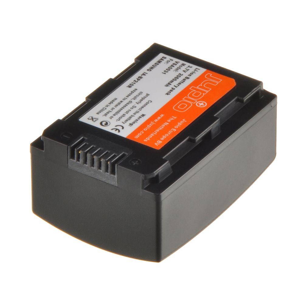 Samsung IA-BP210R, videokamera utángyártott-akkumulátor, a Jupiotól