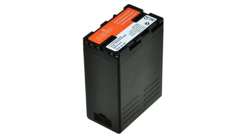 BP-U65 Sony, videokamera utángyártott-akkumulátor, a Jupiotól