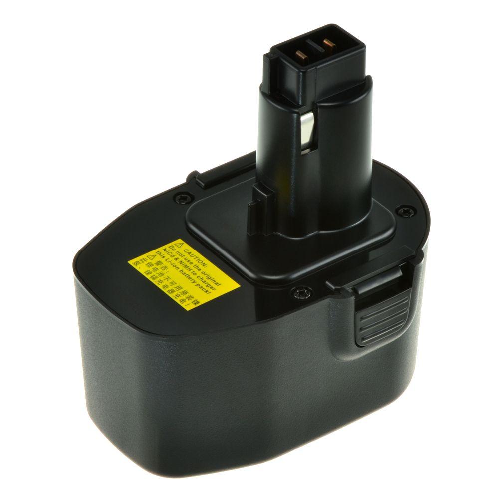 Black & Decker PS140 utángyártott szerszámgép akkumulátor, Li-ion 14.4V + Akkumulátor töltő a Jupiotól