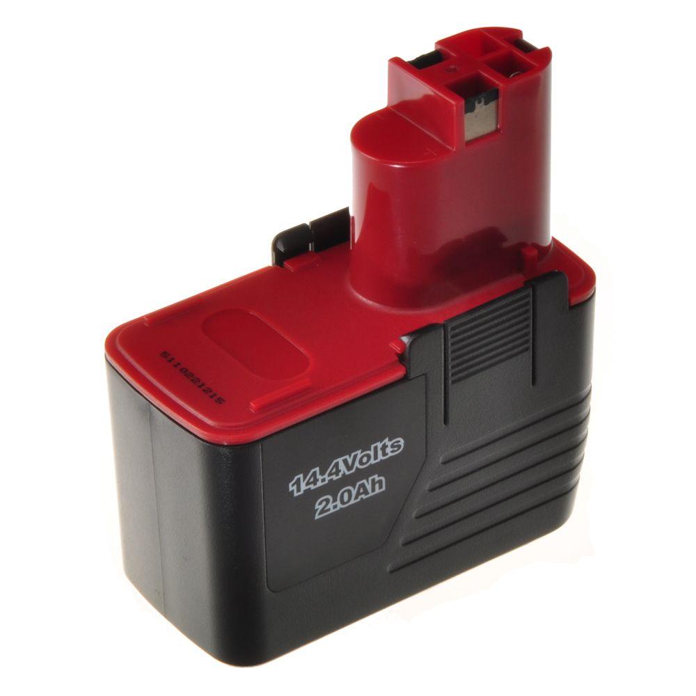 Bosch 2607335160 utángyártott szerszámgép akkumulátor, Ni-Cd 14.4V a Jupiotól