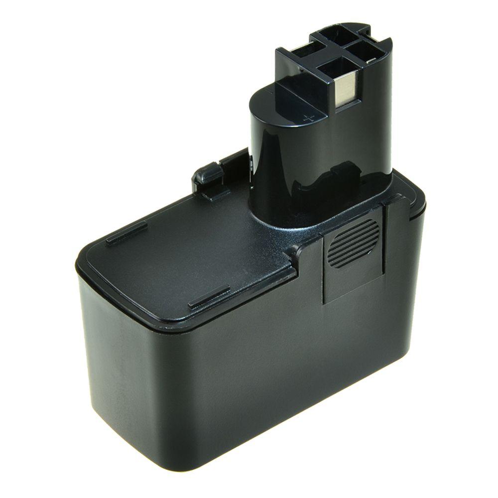 Bosch BAT001 utángyártott szerszámgép akkumulátor, Ni-Cd 9.6V a Jupiotól