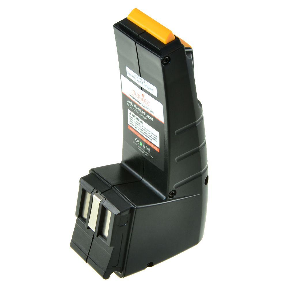 Festool 488438 utángyártott szerszámgép akkumulátor, Ni-Cd 12V a Jupiotól