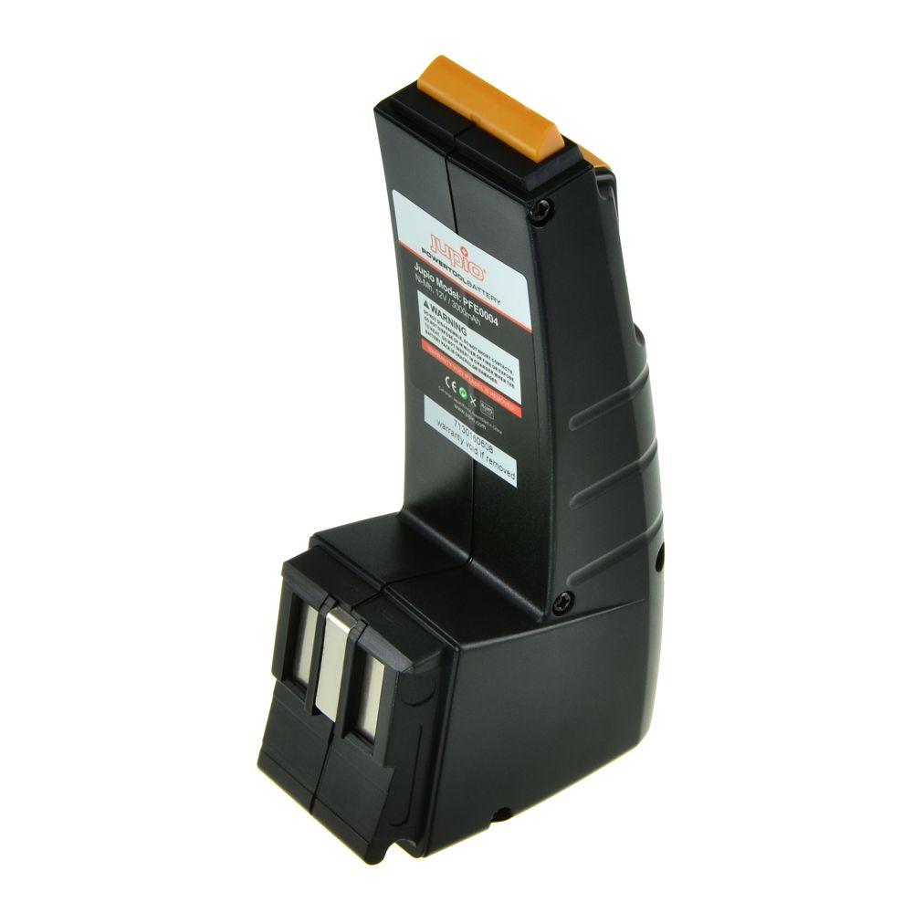 Festool 488438 utángyártott szerszámgép akkumulátor, Ni-MH 12V *ULTRA* a Jupiotól