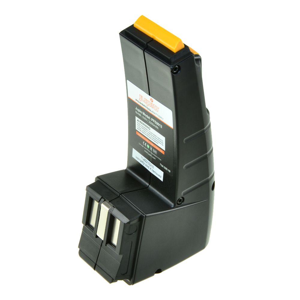 Festool 488437 utángyártott szerszámgép akkumulátor, Ni-MH 9.6V a Jupiotól