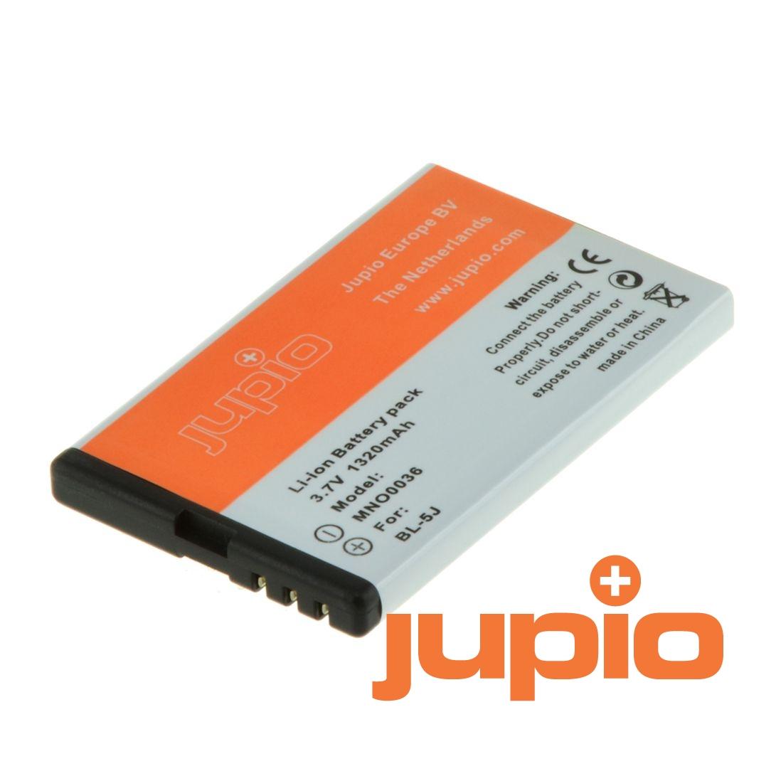 Nokia BL-5J, mobiltelefon utángyártott-akkumulátor, a Jupiotól