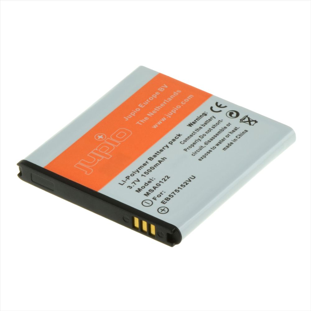 Samsung EB-575152VU, mobiltelefon utángyártott-akkumulátor, a Jupiotól