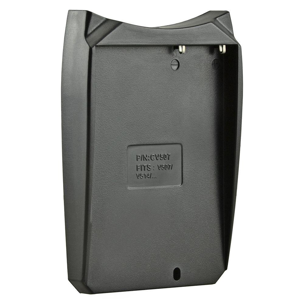 Jupio cserélhető akkumulátor-töltő foglalat JVC BN-V507