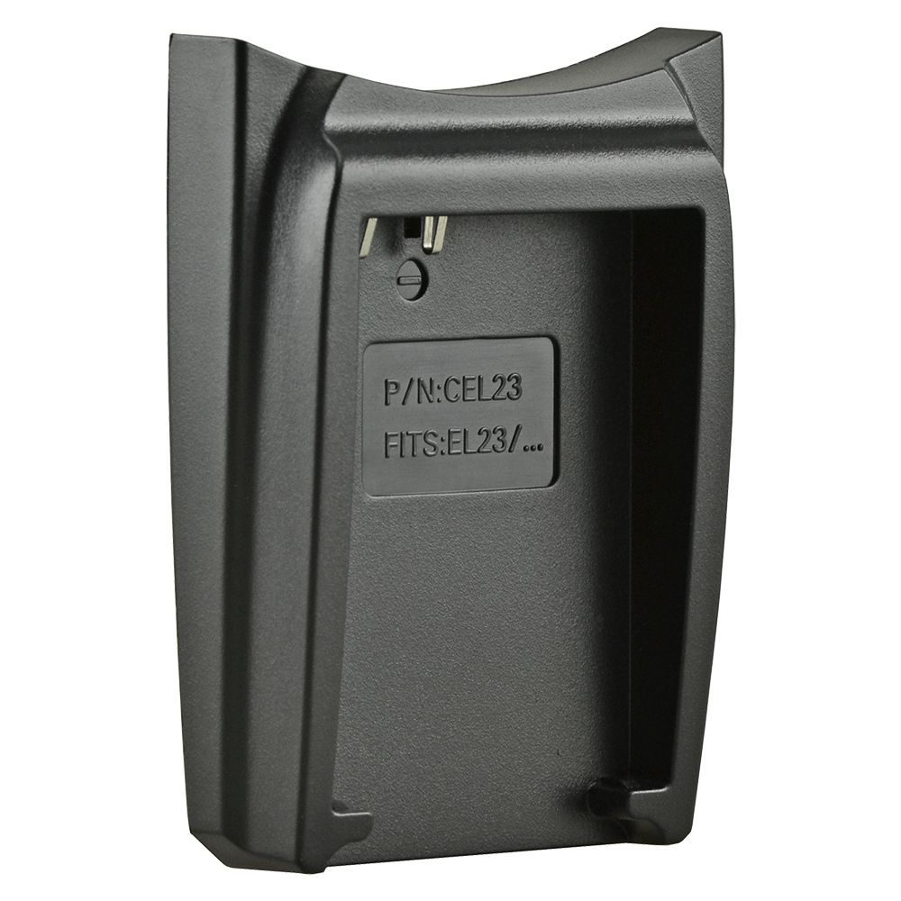 Jupio cserélhető akkumulátor-töltő foglalat Nikon EN-EL23