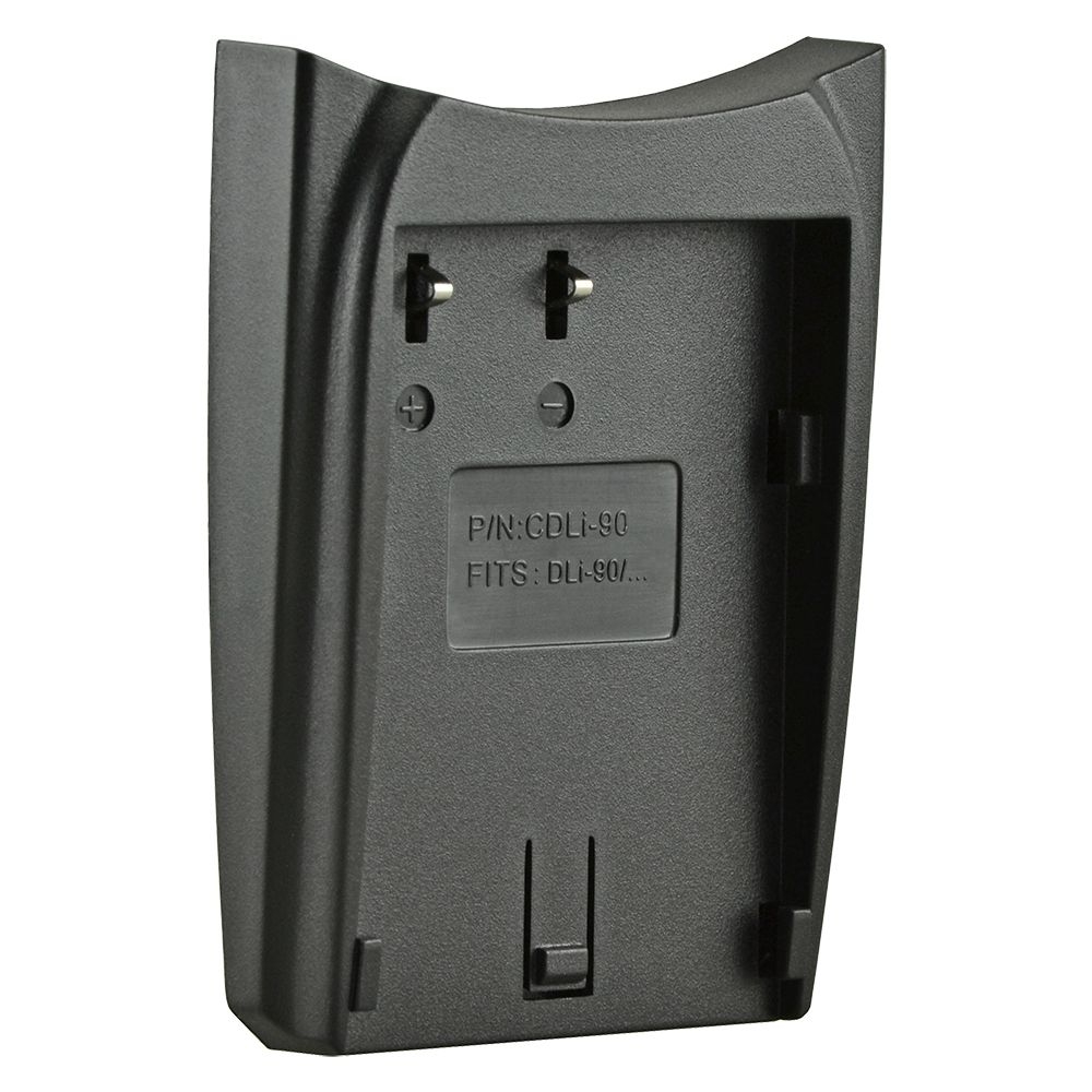 Jupio cserélhető akkumulátor-töltő foglalat Pentax D-Li90