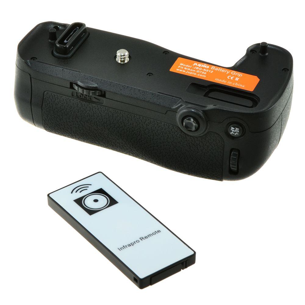 Nikon MB-D16, Nikon MB-D16H utángyártott portrémarkolat és távkioldó a Jupiotól, Nikon D750 fényképezőgéphez