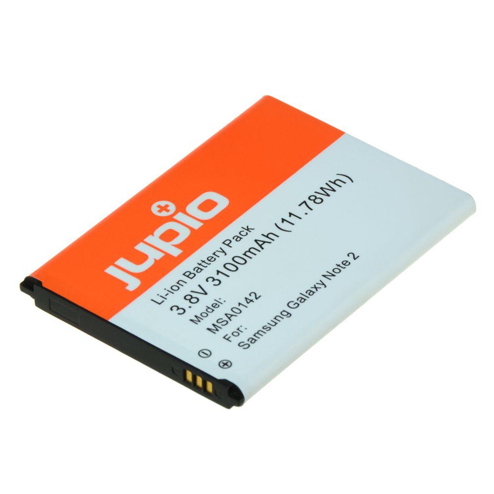 Samsung EB595675LUC, Samsung Galaxy Note 2, mobiltelefon utángyártott-akkumulátor, a Jupiotól