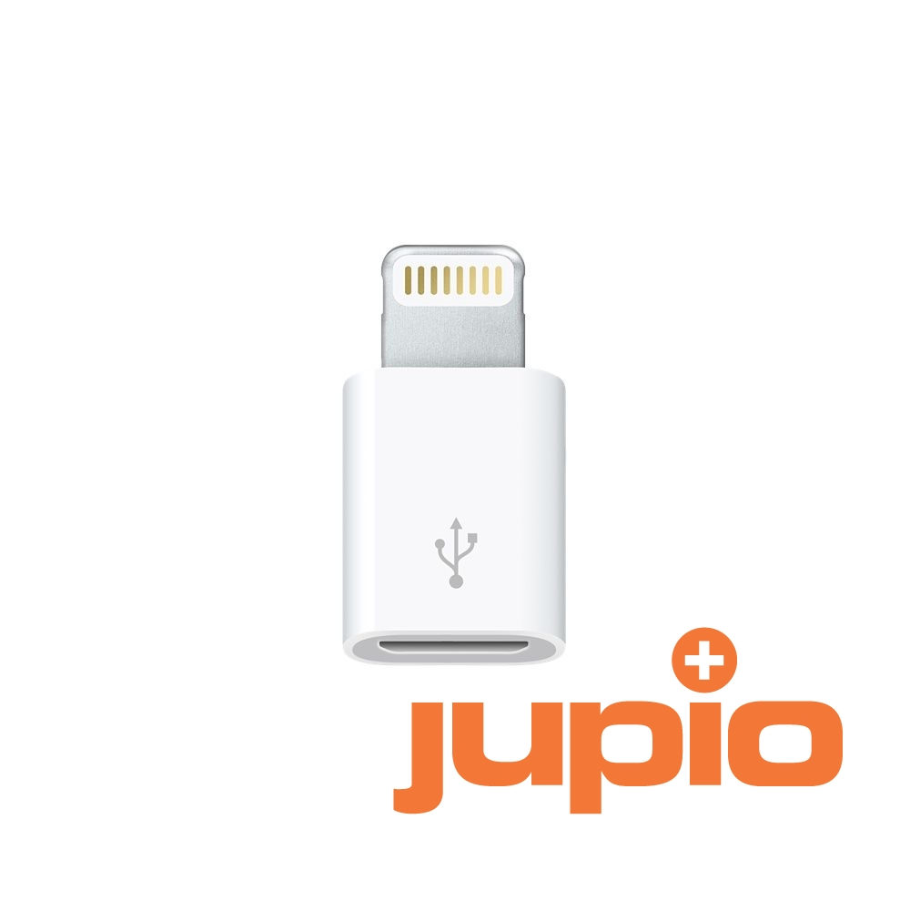Jupio Lightning-Micro-USB adapter
