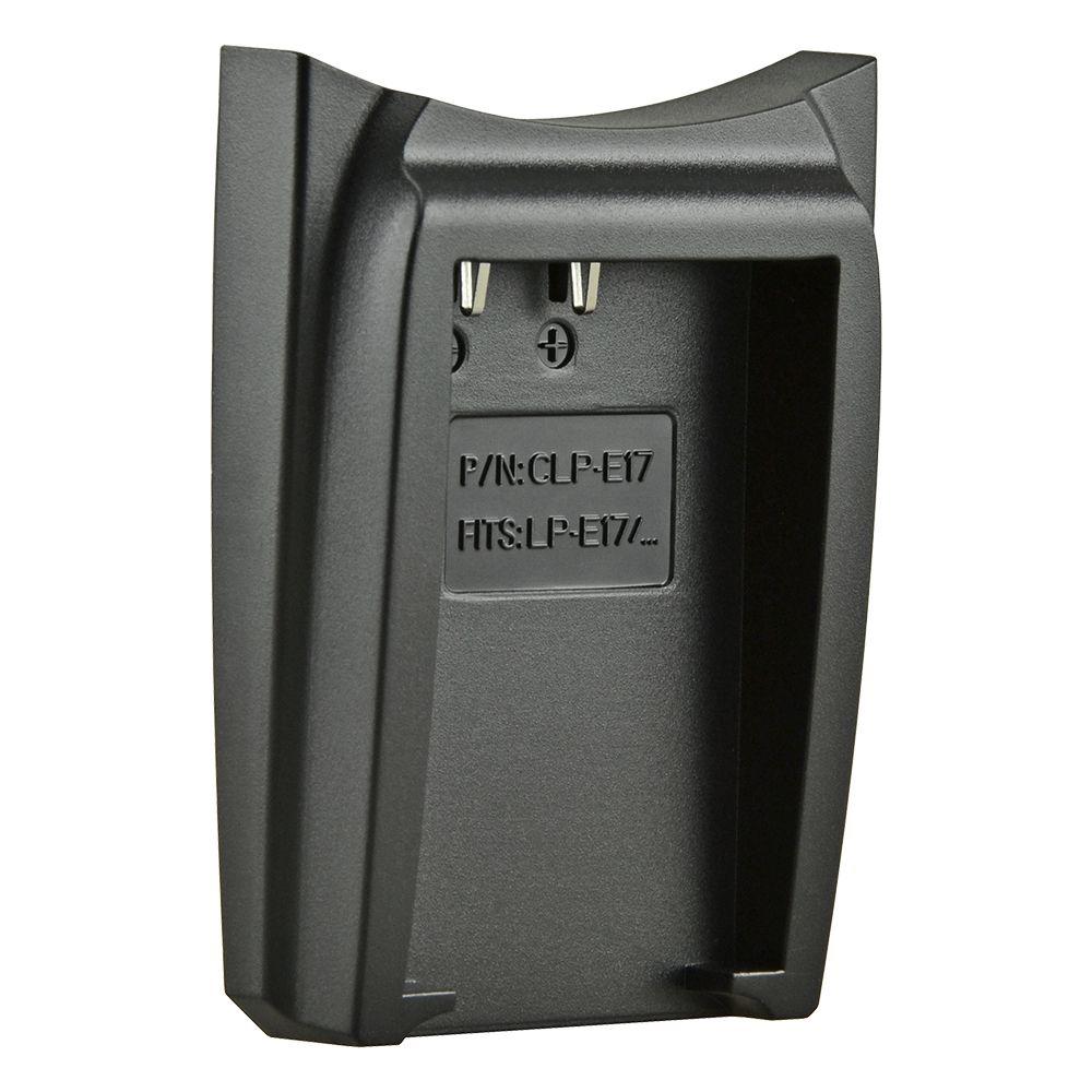 Jupio cserélhető akkumulátor-töltő foglalat Canon LP-E17
