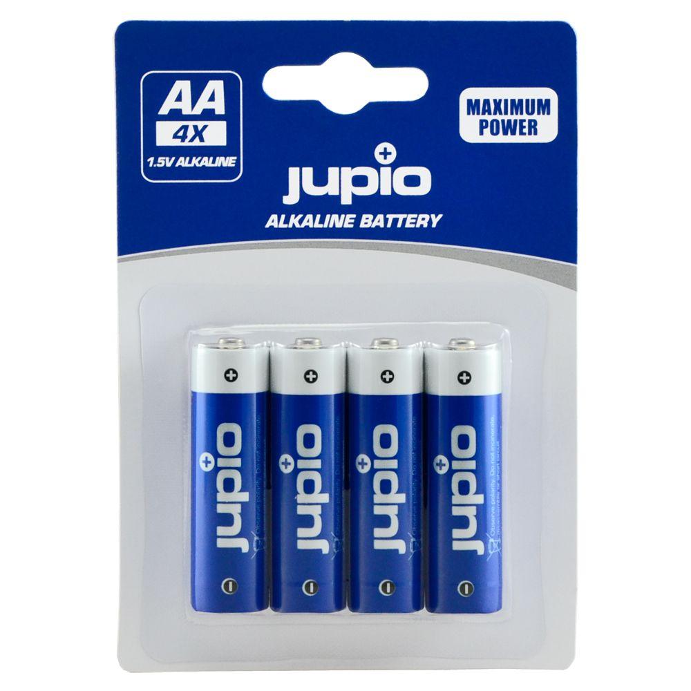Jupio AA - LR06 Alkáli ceruza elem 1,5V 4 db