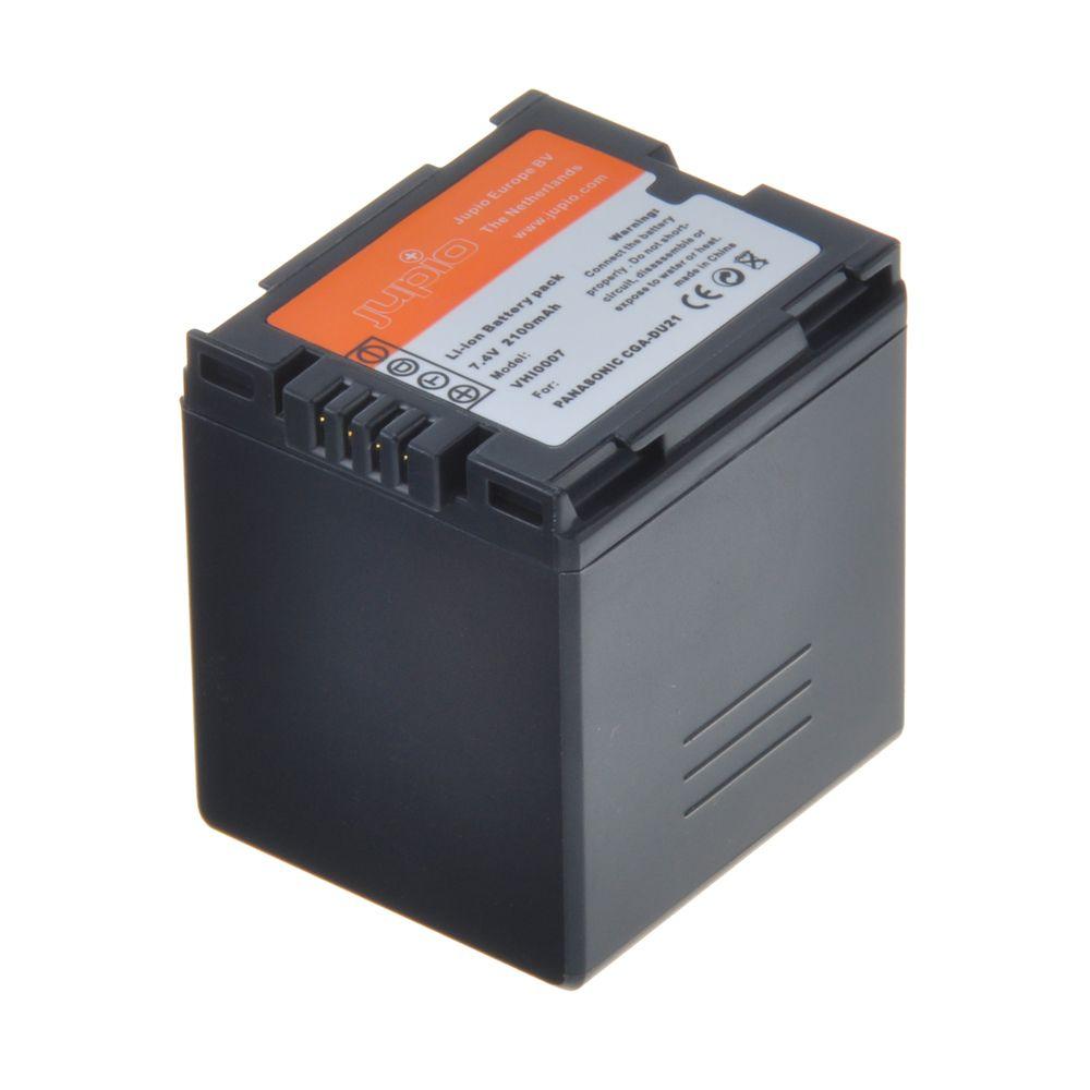 Panasonic DZ-BP21S, videokamera utángyártott-akkumulátor, a Jupiotól