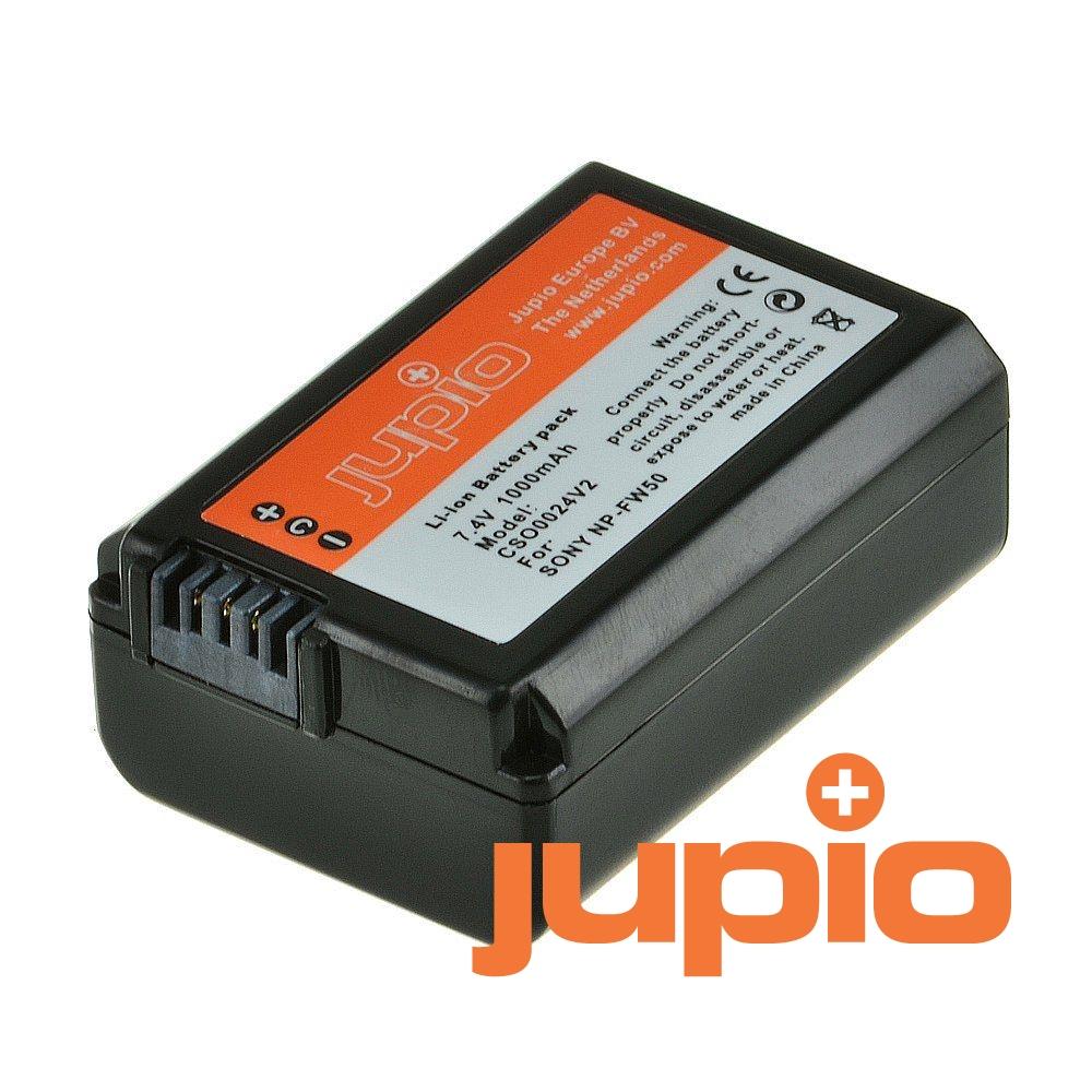Sony NP-FW50 infochip-es utángyártott akkumulátor a Jupiotól