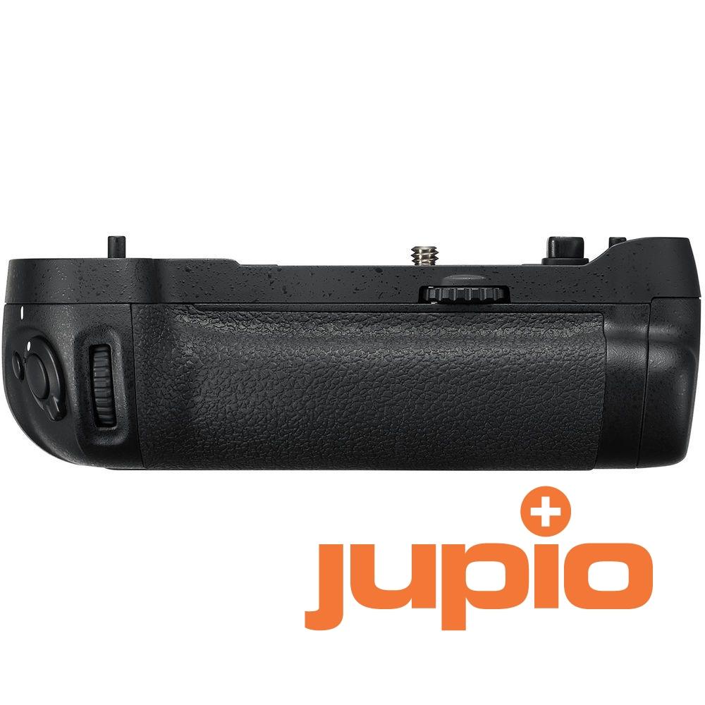 Nikon MB-D17 utángyártott portrémarkolat +2.4GHz wireless a Jupiotól, Nikon D500