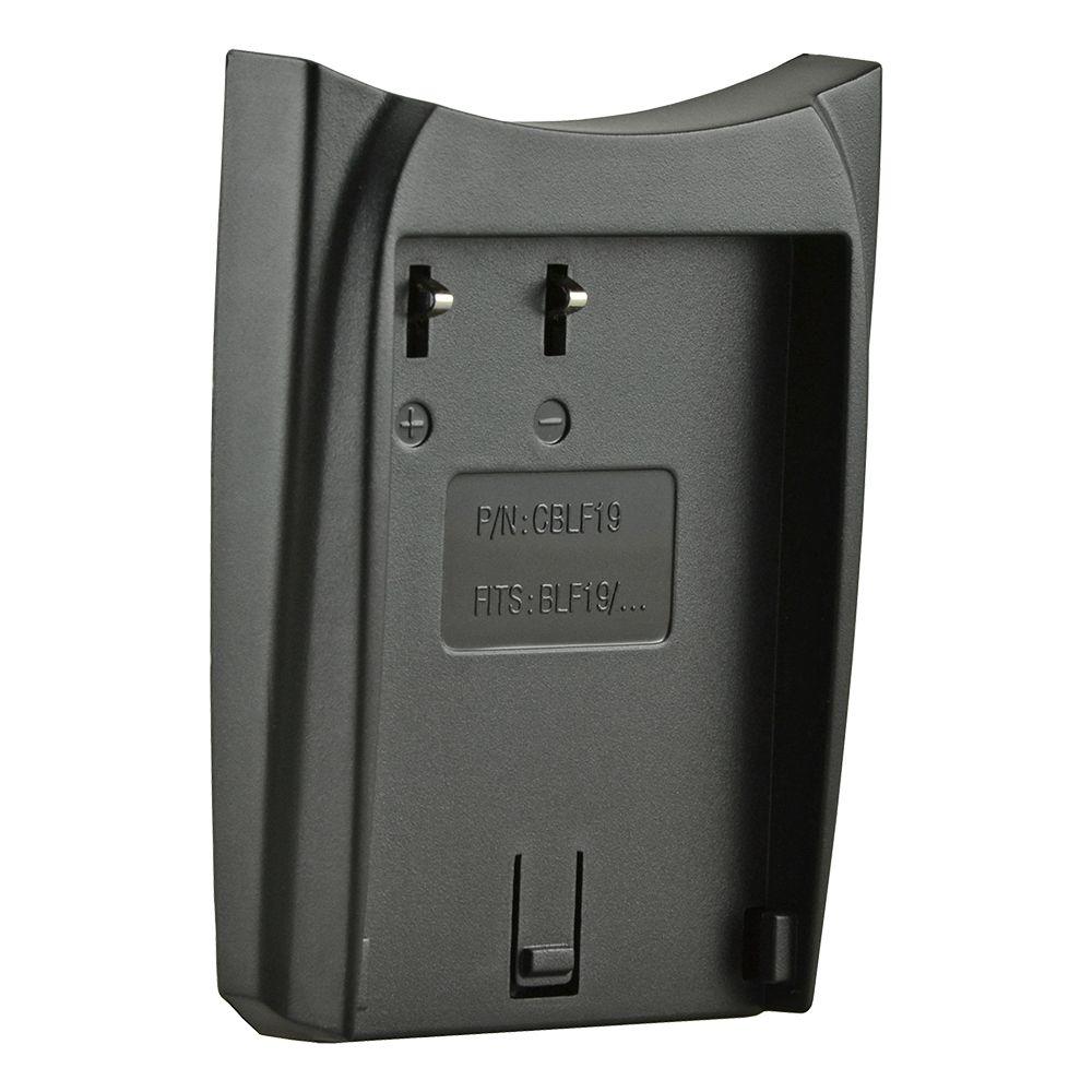 Jupio cserélhető akkumulátor-töltő foglalat Panasonic DMW-BLF-19E