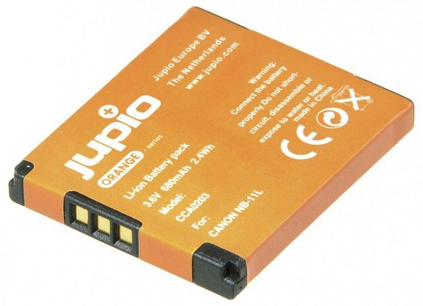 Canon NB-11L Orange, fényképezőgép utángyártott-akkumulátor, a Jupiotól