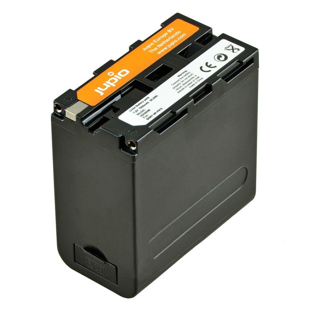 NP-F970 Sony, videokamera utángyártott-akkumulátor, a Jupiotól