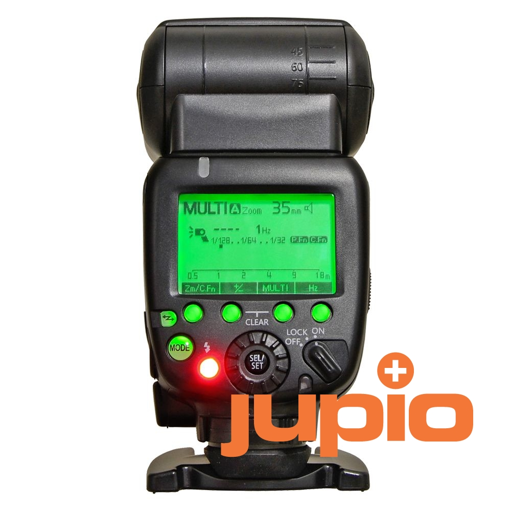 Jupio Power Flash 600 rendszervaku /Sony/