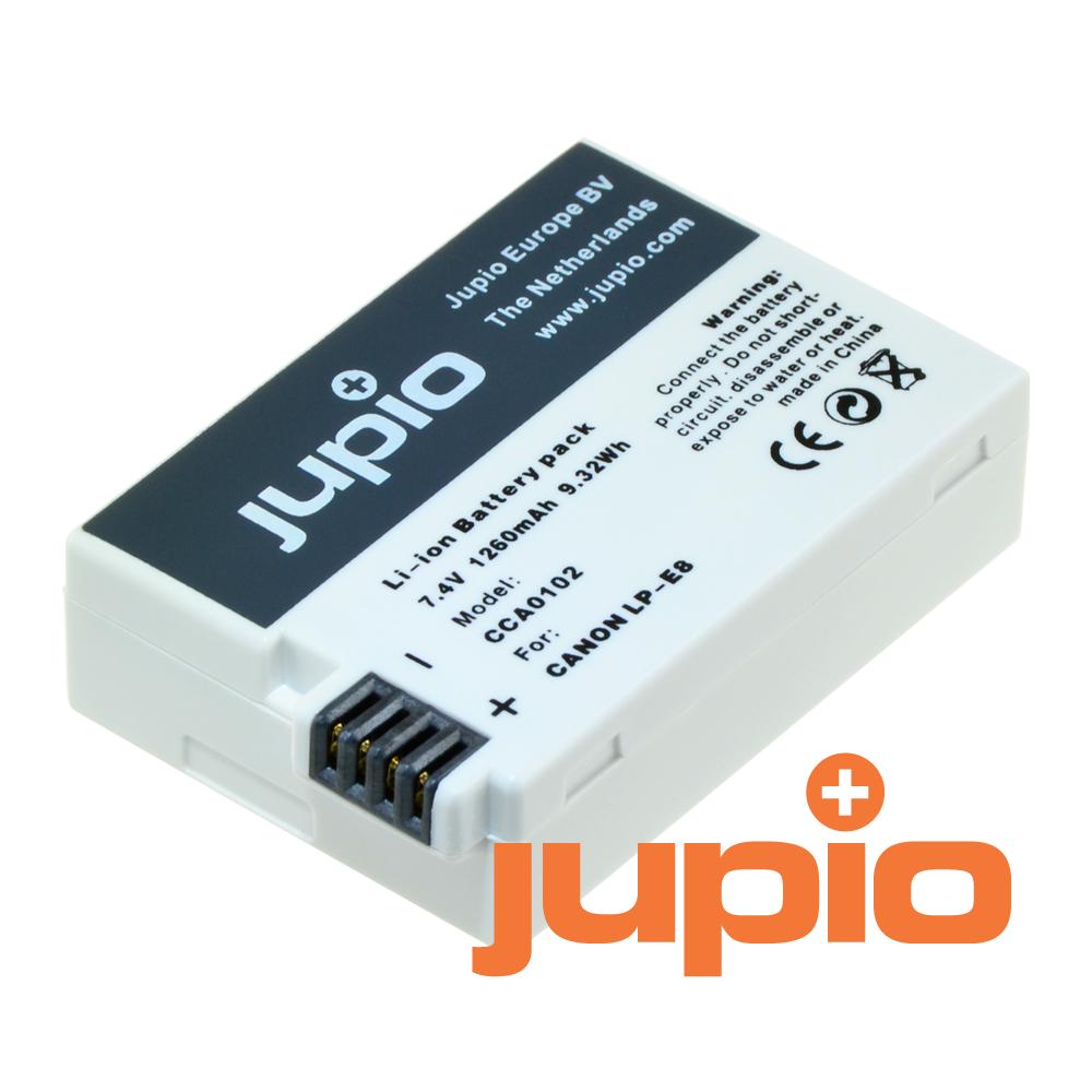 Canon LP-E8 Ultra NB-E8 akkumulátor a Jupiotól